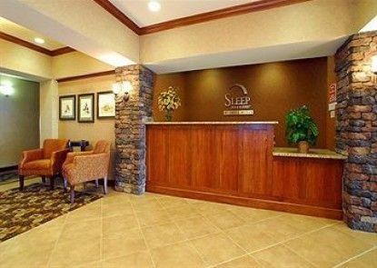Sleep Inn & Suites Oakley Teras