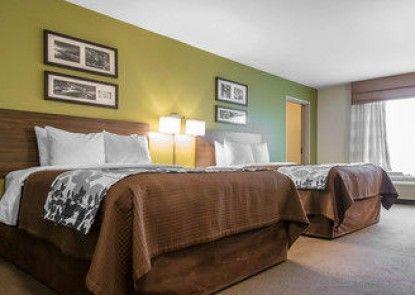 Sleep Inn & Suites Marshall