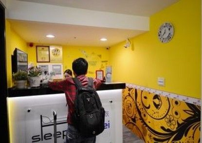 Sleep Taipei Hostel