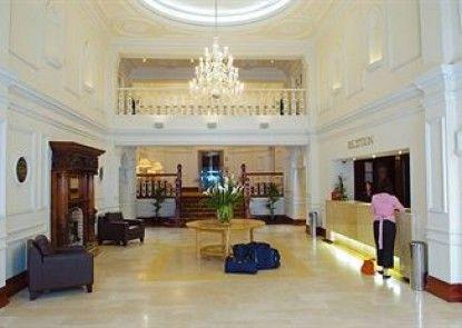 Slieve Donard Resort and Spa Teras