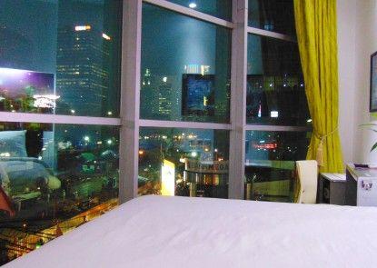 Smart Hotel Jakarta Kamar Tamu