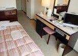 Pesan Kamar Kamar Single Ekonomi, Non-smoking di Smile Hotel Yonago