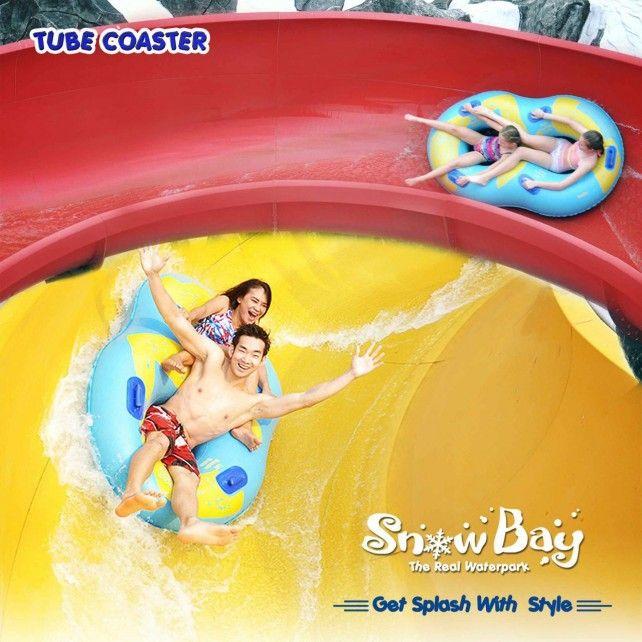 SnowBay Waterpark TMII - Jakarta