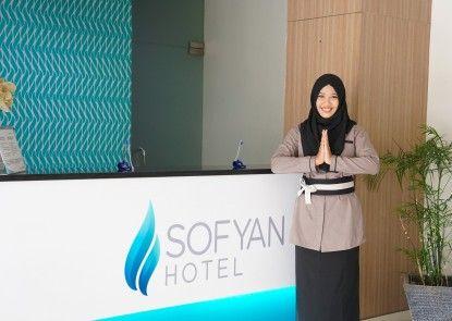 Sofyan Hotel Soepomo Penerima Tamu