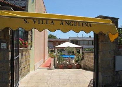 Soggiorno Villa Angelina