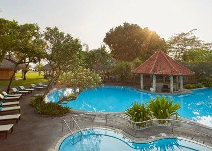 Sol Beach House Bali-Benoa All Inclusive by Melia Hotels International Teras