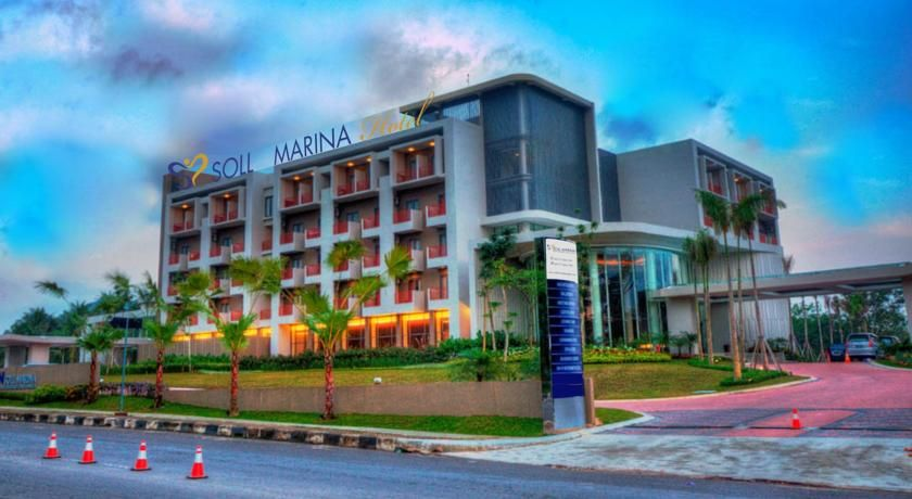 Soll Marina Hotel and Convention Center, Bangka Tengah