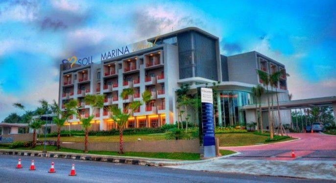 Soll Marina Hotel and Conference Center, Bangka Tengah