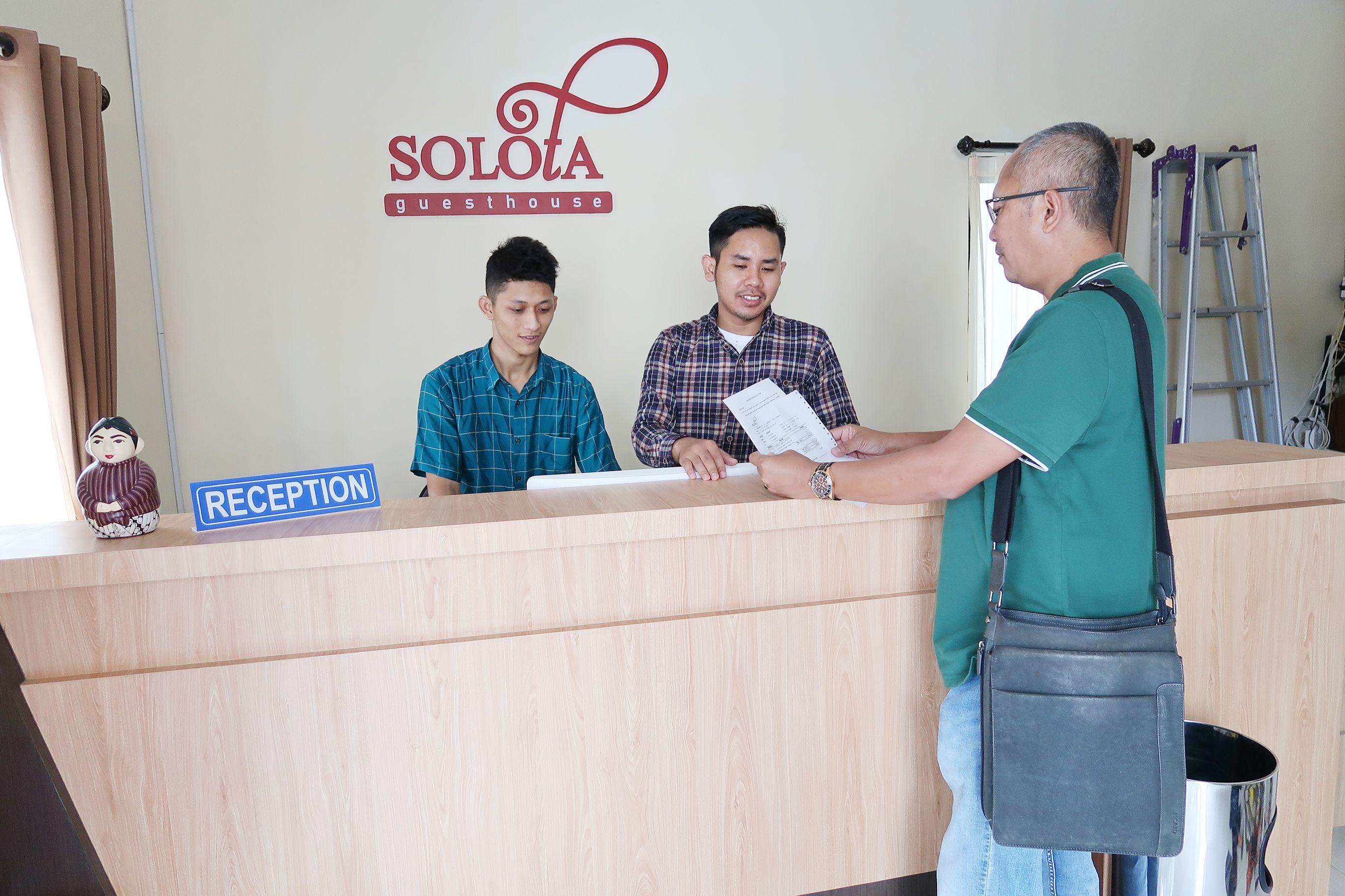 Solota Guest House Syariah, Solo