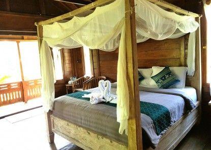 Song Broek Jungle Resort Teras
