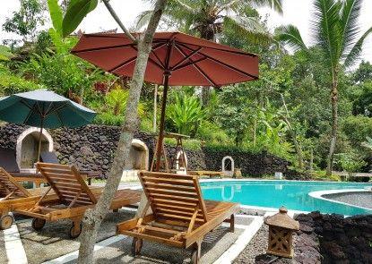 Song Broek Jungle Resort Kolam Renang Utama