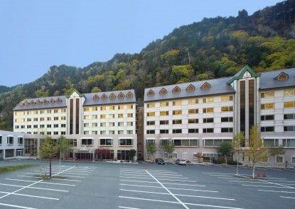 Sounkyo Onsen Choyo Resort Hotel