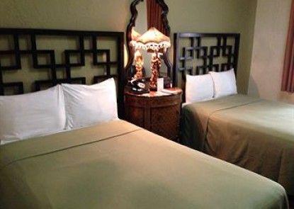 South Beach Plaza Hotel Teras