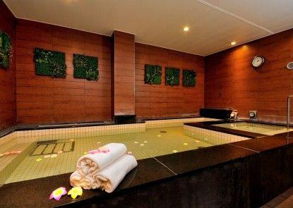 Spa & Capsule Hotel GrandPark-Inn Kitasenju - Caters to Men
