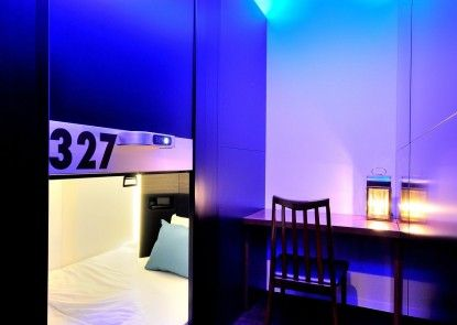 Spa & Capsule Hotel GrandPark-Inn Yokohama