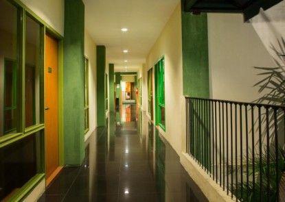 Spazzio Bali Hotel Interior