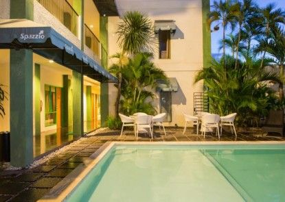 Spazzio Bali Hotel Eksterior