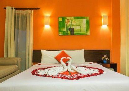 Spazzio Bali Hotel Kamar Tamu