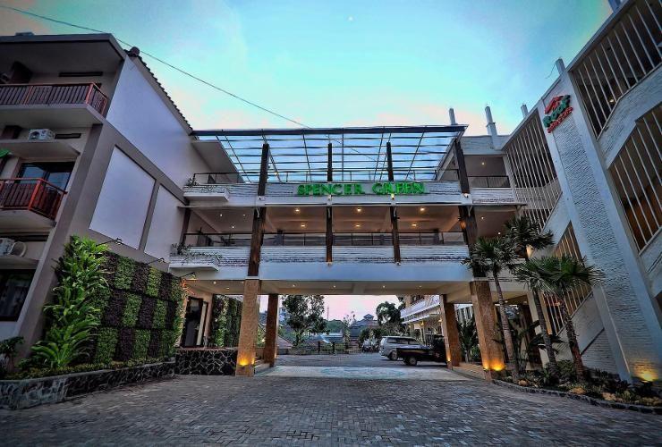 Spencer Green Hotel, Malang
