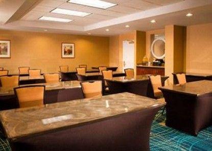 SpringHill Suites by Marriott Atlanta Buford Teras