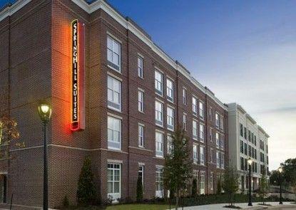 SpringHill Suites Jackson North/Ridgeland Teras
