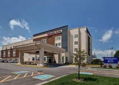 Springhill Suites Wichita Airport