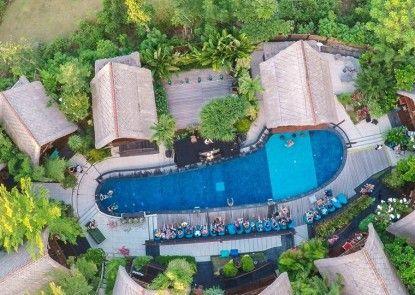 S Resorts Hidden Valley Bali Teras