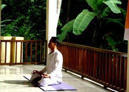 Sri Bungalows Ubud Yoga
