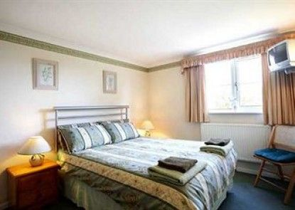 St. Edmundsbury Bed and Breakfast Teras
