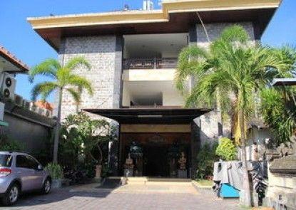 Stana Puri Gopa Hotel Teras