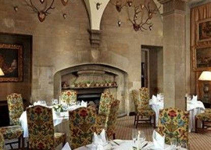Stapleford Park Country House Hotel and Sporting Estate Teras