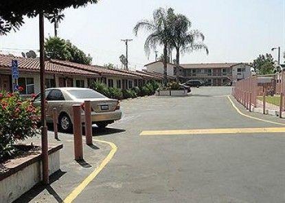 Stardust Motel Azusa Teras