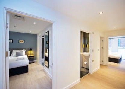 Staycity Aparthotel Manchester Picadilly