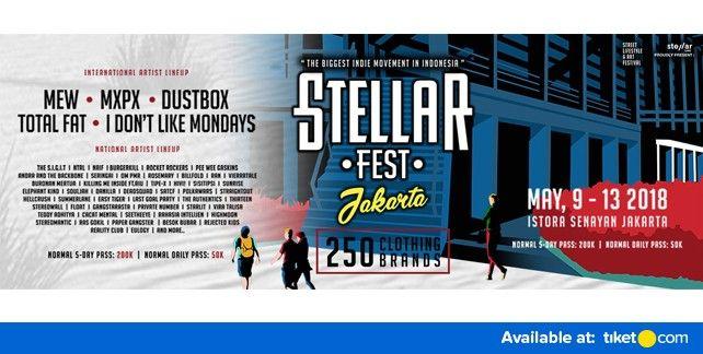 STELLAR FEST 2018