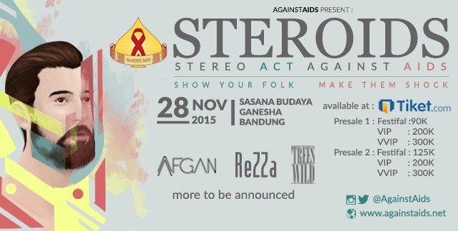 STEROIDS 2015