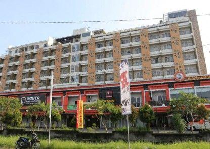 Student Park Hotel Apartment Yogyakarta Eksterior