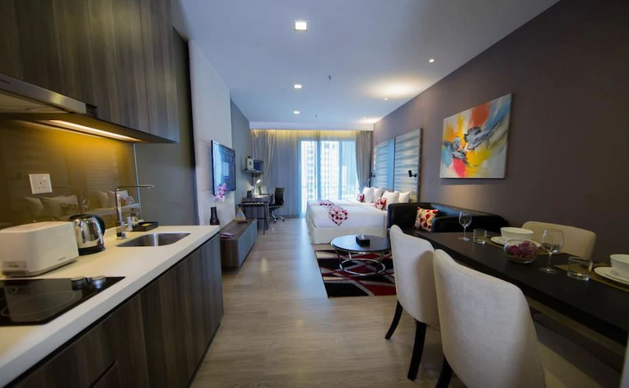 Ramada Suites KLCC, Kuala Lumpur