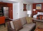 Pesan Kamar Studio, 1 Tempat Tidur Queen Dengan Tempat Tidur Sofa, Perapian di Residence Inn Buffalo Amherst