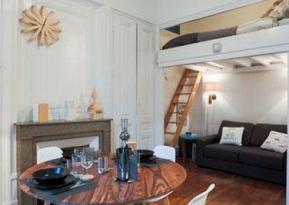 Suite Gambetta Cosy Design Lyon Centre