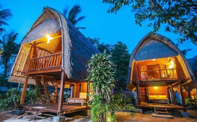 Sukanusa Luxury Huts, Klungkung