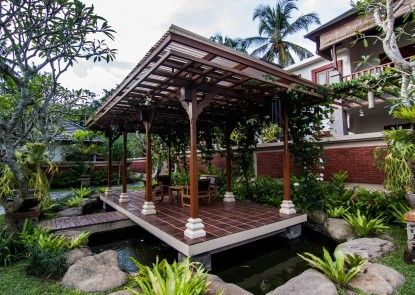 Suly Vegetarian Resort and Spa Pemandangan