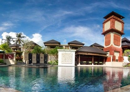 Suly Vegetarian Resort and Spa Kolam Renang