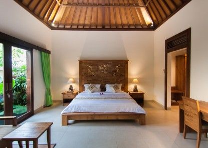 Suly Vegetarian Resort and Spa Kamar Tamu