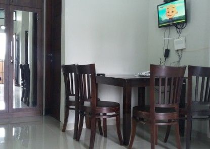 Sumberan Homestay Ruang Makan