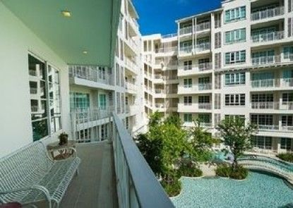 Summer Huahin Condo 2 Bedrooms Pool View By Dome