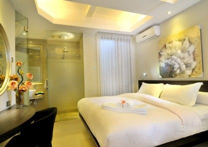 Sun Boutique Hotel Kuta Managed By Bencoolen Kamar Tamu