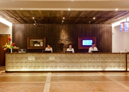 Sun Island Hotel & Spa Kuta Penerima Tamu