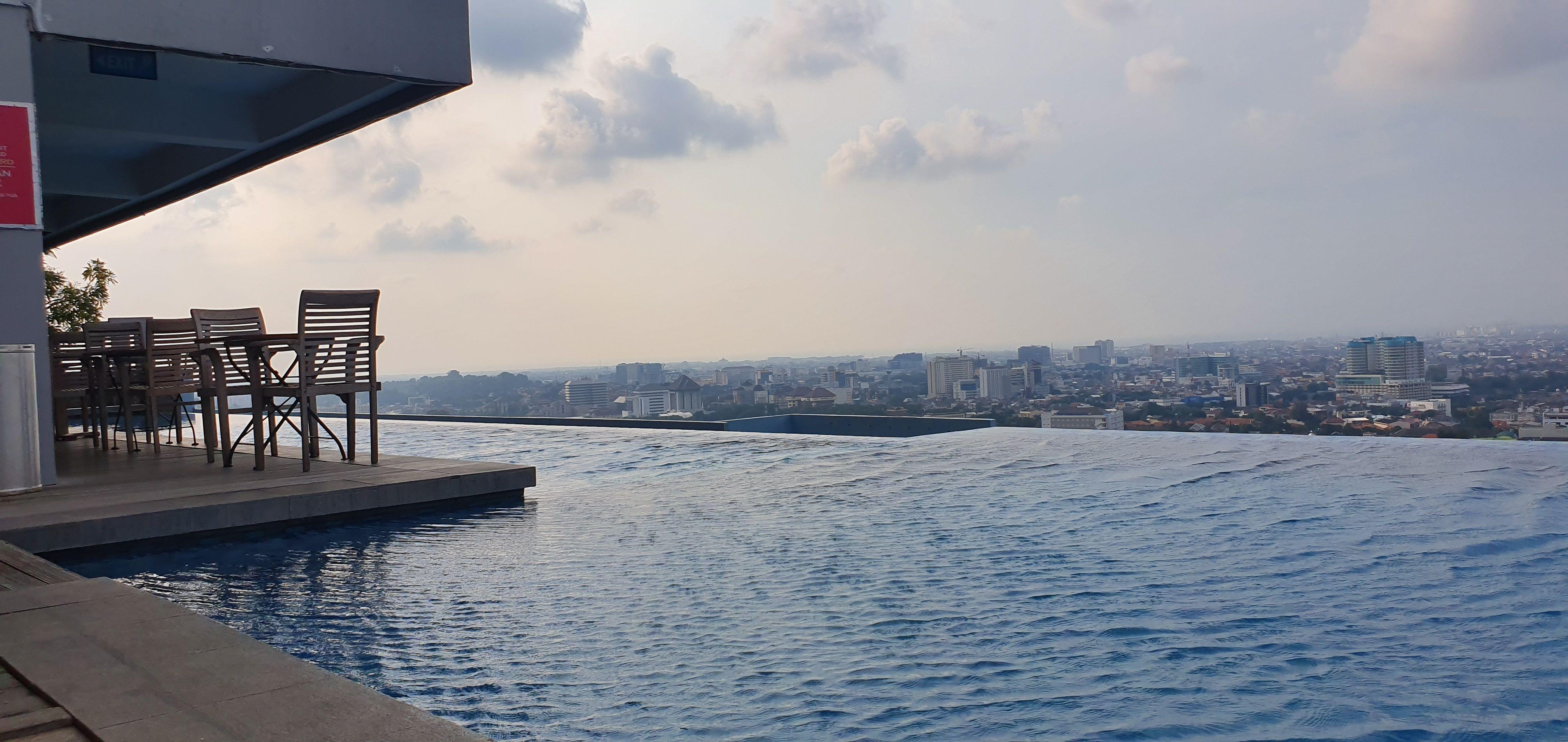Sun Apartment @Star Apartment 9th Floor Semarang, Semarang