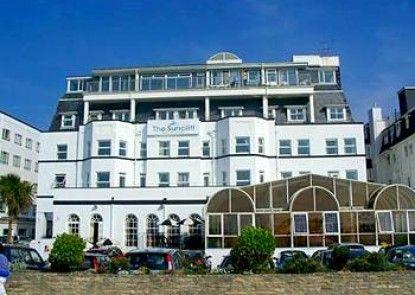 Suncliff Hotel Teras