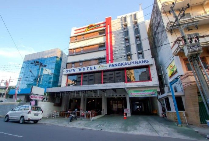 Sun Hotel Pangkalpinang, Bangka Tengah